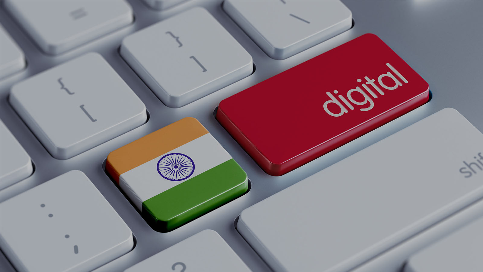 The Inevitable Emergence of Digital India