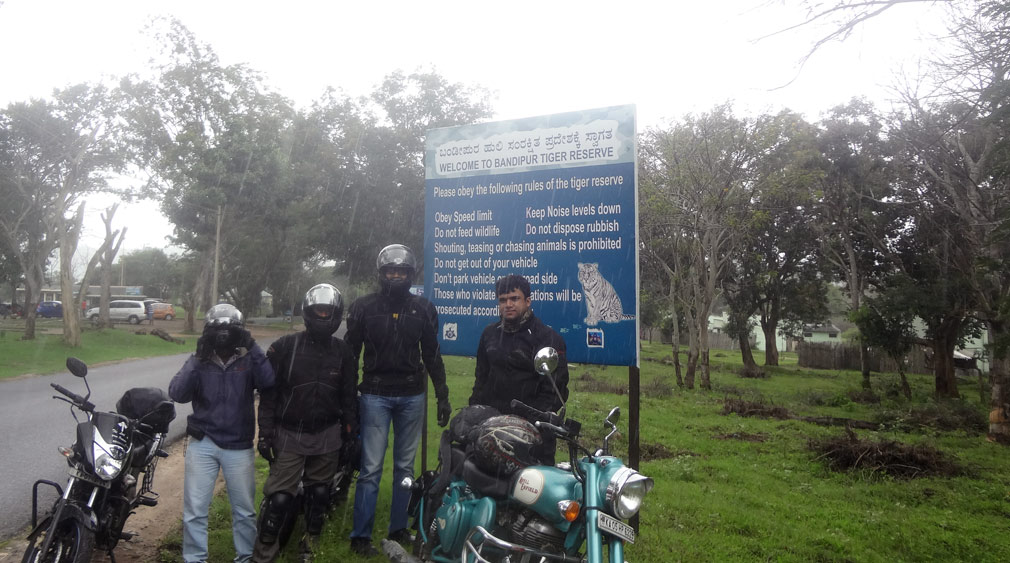Bandipur_Tiger_Reserve_Group_Picture