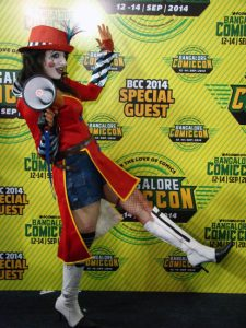 Comic-Con Bangalore 2014 – Day 3 Highlights