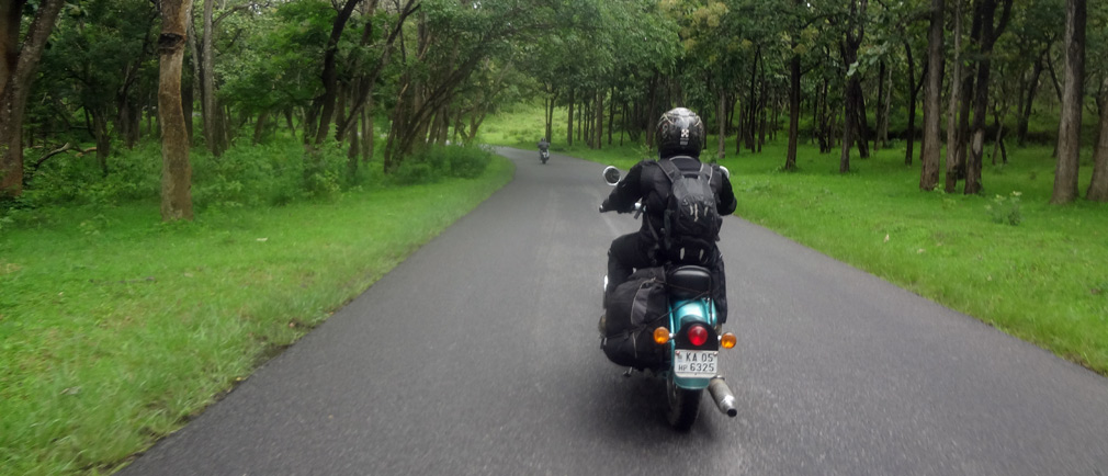 A Ride Through Wilderness – Day 1 – BLR to Periyanaickenpalayam