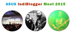 My First IndiBlogger Meet: Music, Food and a Jolly Good Time