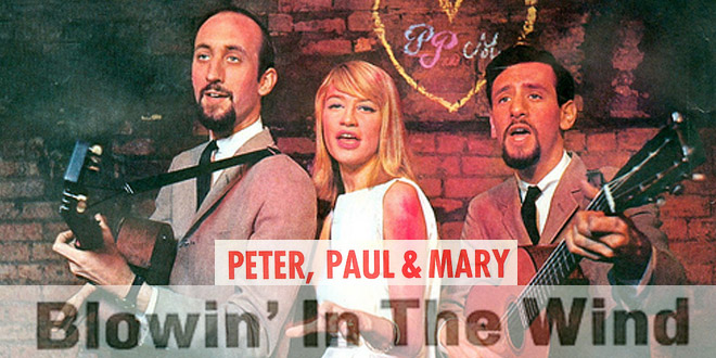 Song Recommendation: Blowin' In the Wind (Peter, Paul and Mary)